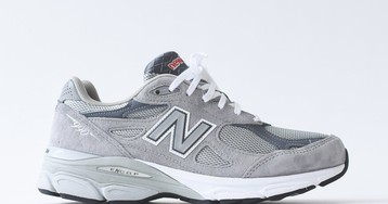 New Balance's Discontinued 990v3 Gets Rare Re-Stock at KITH