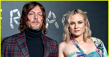 Diane Kruger Posts Adorable Picture of Norman Reedus & Their Daughter!