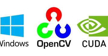 [Из песочницы] Установка OpenCV + CUDA на Windows