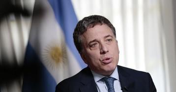 Argentine Economy Minister Dujovne Resigns After Market Rout