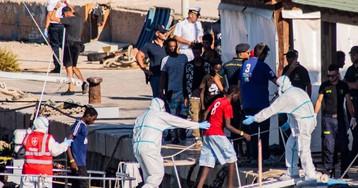 Tumultos, peleas y ataques de pánico a bordo de un buque fuera de control