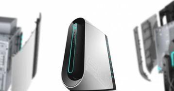 Alienware Aurora R9 desktop takes a bold gaming gamble
