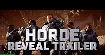 Gears 5: Novo vídeo revela grandes detalhes sobre o modo HORDA