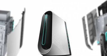 Alienware Aurora R9 desktop takes a bold gaming gamble