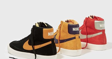 GoodHood Shares First Look at Nike Blazer Mid-77 Archival Collection