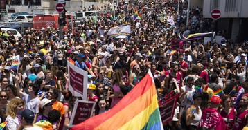 Palestinian Authority bans LGBTQ group from West Bank, calling activities 'harmful to the higher values and ideals'