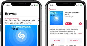 Apple Music Debuts New 'Shazam Discovery' Playlist, Updated With Emerging Tracks Every Tuesday