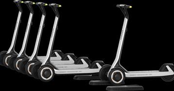 Подробности об устройстве и функциях электросамоката KickScooter T60