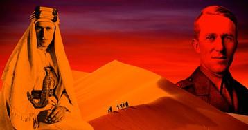 Лоуренс Аравийский: приключения британского интеллигента в суровой пустыне