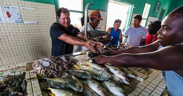 Belize's fishers net bounty of trailblazing approach – in pictures