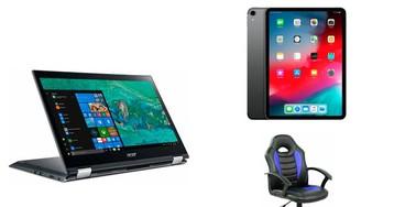 Ofertas en portátiles, tecnología y mobiliario para la vuelta al cole