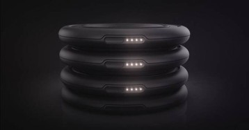 OtterBox reveals wireless charging system with stackable batteries