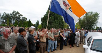 South Africa Bans 'Gratuitously' Displaying Apartheid-Era Flag, Will Be Considered Punishable Hate Speech