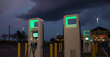 The three largest public EV charging networks are now working together