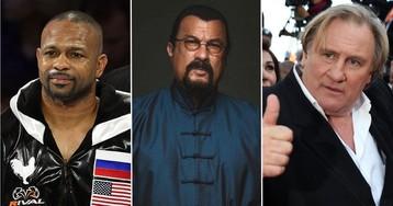 """""""Я как Путин"""". Кто из звезд-иностранцев сбежал из России, а кто остался"""