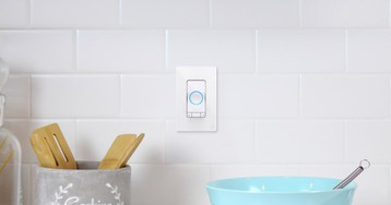 iDevices' Instinct is a light switch with Alexa built in