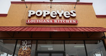 People Are Freaking Out Over Popeyes Selling Out of Its New Chicken Sandwich
