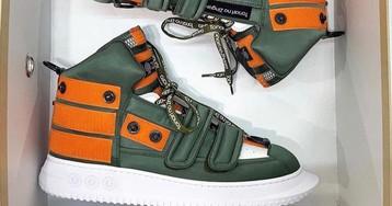 Takashi Murakami's Sneaker Is Finally Releasing