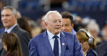 Jerry Jones Hopes Andrew Luck 'Becomes President of the United States'