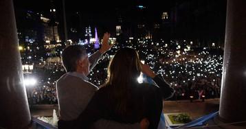Grande mobilização popular relança a corrida de Macri à reeleição na Argentina