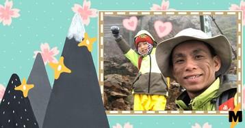Восьмилетний мальчик покорил самую высокую гору Тайваня. Но это не экстремальное хобби, а подвиг ради матери
