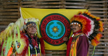 Cherokee Nation announces plans to send a delegate to the House of Representatives, invoking 184-year-old treaty