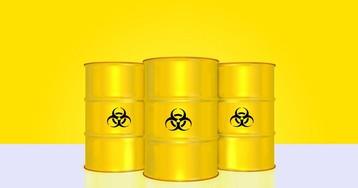 На испытание новой технологии по переработке радиоактивных отходов потратят 8 млн рублей