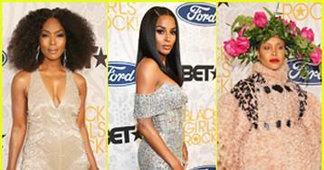 Angela Bassett, Ciara, Erykah Badu & More Celebrate Each Other at Black Girls Rock Awards!