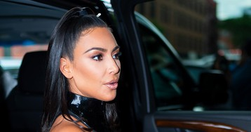 Kim Kardashian Announces New Name for Her Clothing Line Following 'Kimono' Controversy