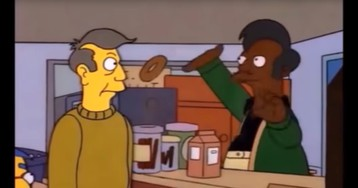 'The Simpsons' creator says controversial 'Apu' character will remain on the show despite criticism