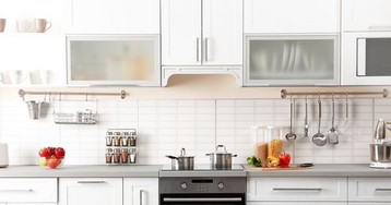 8 простых принципов организации пространства кухни