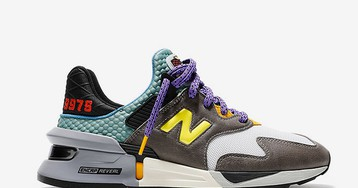"""Bodega Delivers Another Amazing New Balance 997S, Promising """"No Bad Days"""""""