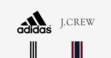 adidas Aims to Prevent J. Crew From Using Three Stripes Branding