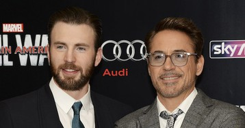 Robert Downey Jr. Reflects on Leaving the MCU With Chris Evans