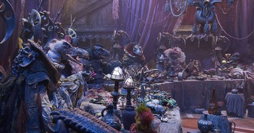 How the new Dark Crystal used modern tech on Henson's old-school puppetry