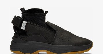 Suicoke Drops the Two-In-One Sneaker Clog For Fall