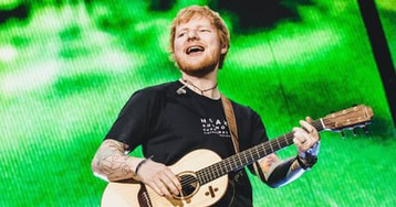 Shape of success: should we all follow Ed Sheeran's surprisingly effective career strategy?