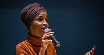 Omar hit with FEC complaint, accused of paying alleged paramour's travel expenses with campaign funds