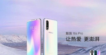 Meizu 16s Pro adds Snapdragon 855+, triple cameras to a familiar design