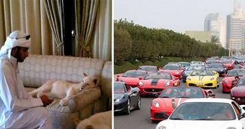 Снимки Дубая, в котором шикарно практически все