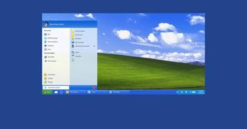 Видео дня: как бы выглядела Windows XP в 2019 году