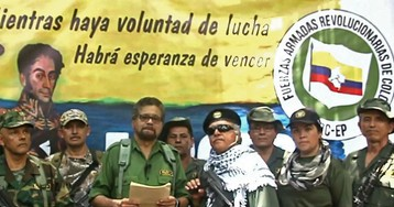 Call to Rearm Threatens Colombia's Peace Process