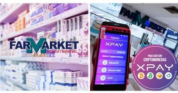 Венесуэльская сеть аптек Farmarket начала принимать криптовалюту