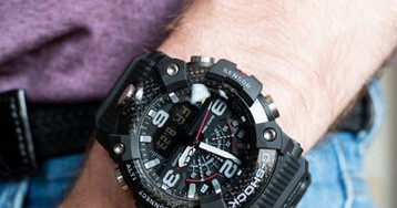 The G-Shock Mudmaster may be smaller and lighter, but it's as extreme as ever