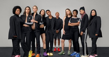 Pharrell, Adidas Champion Female Empowerment With 'Now Is Her Time' Collection