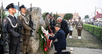Alemania vuelve a pedir perdón a las víctimas en el 80º aniversario del inicio de la Segunda Guerra Mundial