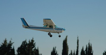 Student pilot makes emergency landing after instructor blacks out