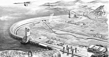 Атлантропа: Проект, который не спас Европу от Второй мировой