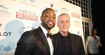 Watch Dwyane Wade and Pat Riley Dance to the Doobie Brothers in Saint-Tropez