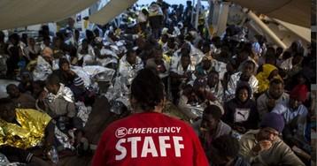 Emergency, combatientes contra la guerra